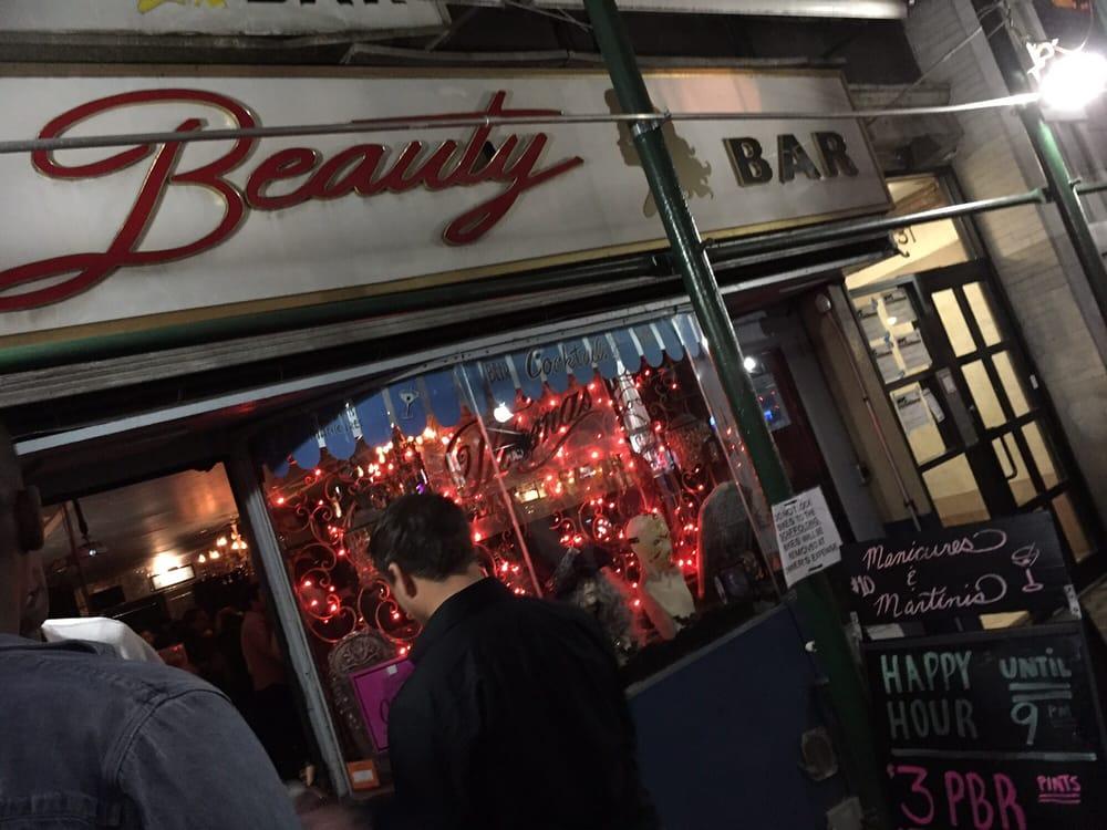 Photo of Beauty Bar - New York, NY, United States. Exterior of Beauty Bar.