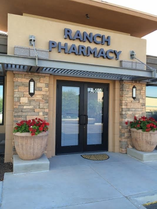 Ranch Pharmacy Inc: 10769 N Frank Lloyd Wright, Scottsdale, AZ