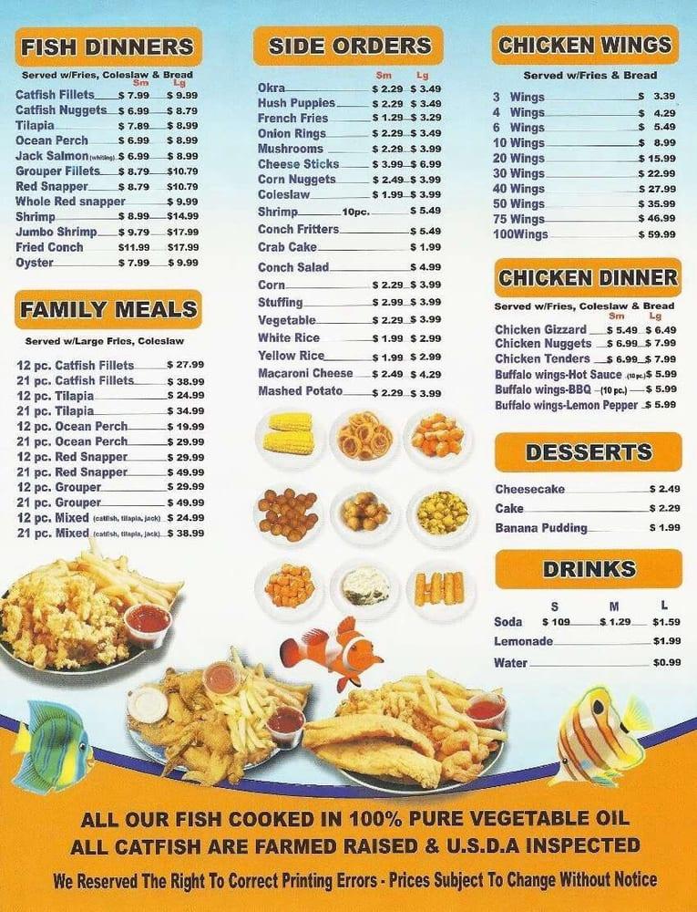 Nemos Fish and Chicken