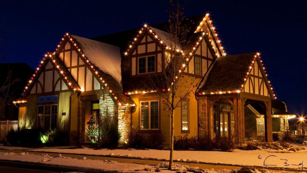 photo of denver christmas lights displays denver co united states 2015 season