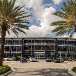 Photo Of Mercedes Benz Of Miami   Miami, FL, United States. Mercedes