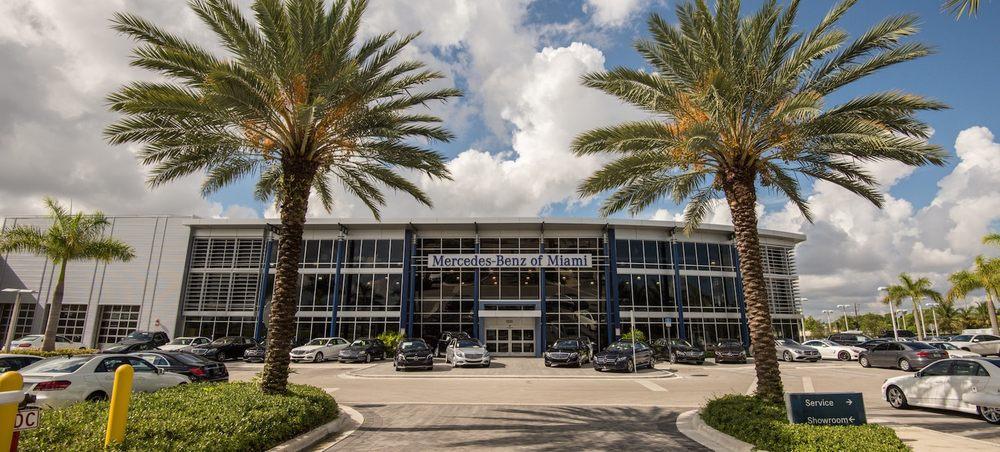 Mercedes benz of miami 71 photos 107 reviews for Mercedes benz dealership miami