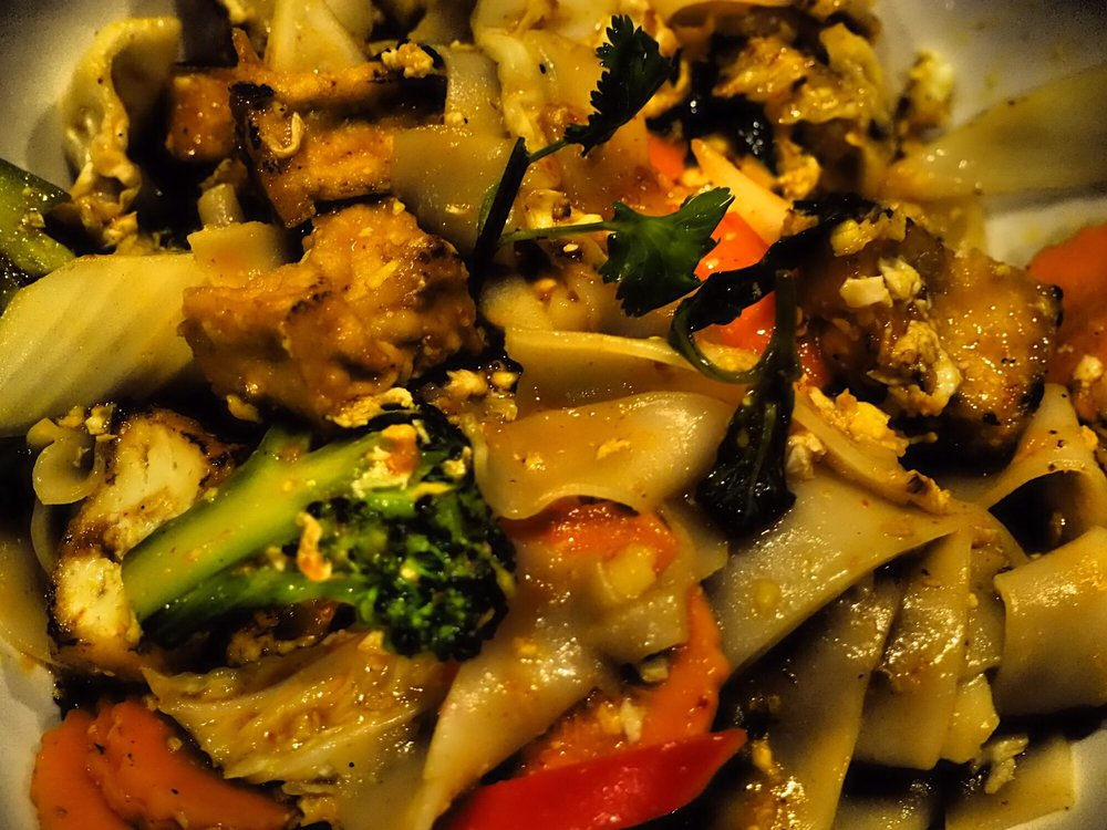 Food from Thai Basil