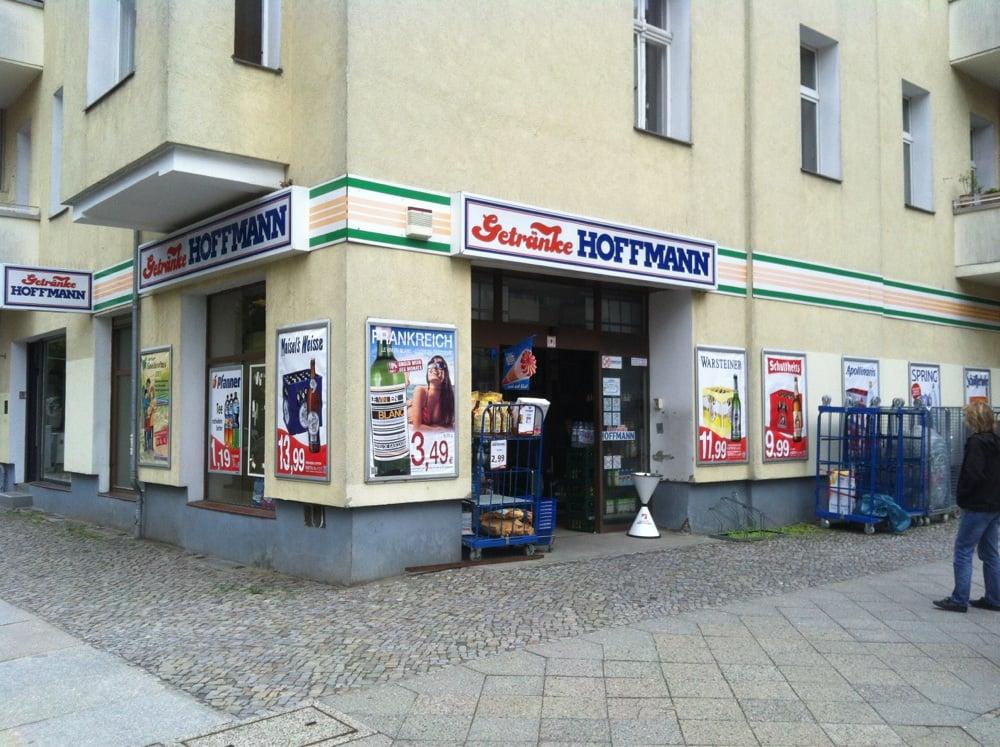Getränke Hoffmann - Getränkemarkt - Schlüterstr. 68, Charlottenburg ...