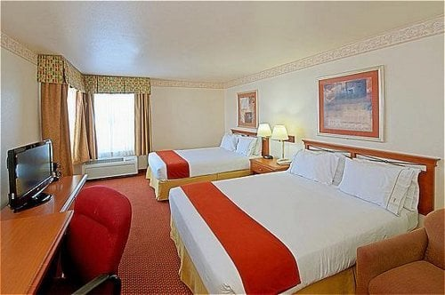 Holiday Inn Express Silver City: 1103 E Superior St, Silver City, NM