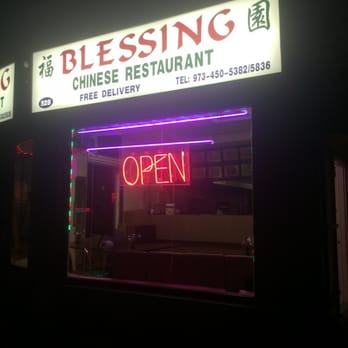 Blessing Chinese Restaurant Belleville Nj