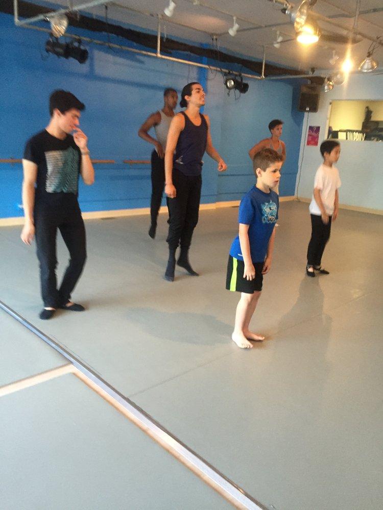 Intuit Dance!