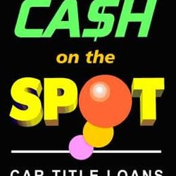 Photo Of Cash On The Spot Car Title Loans Lancaster Sc United States