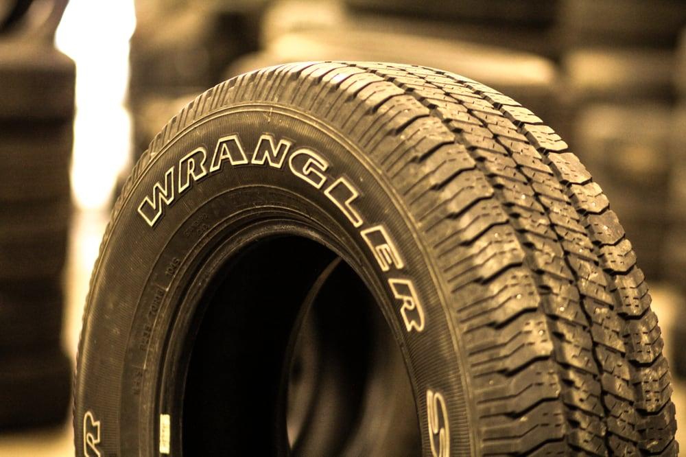 DTT tire