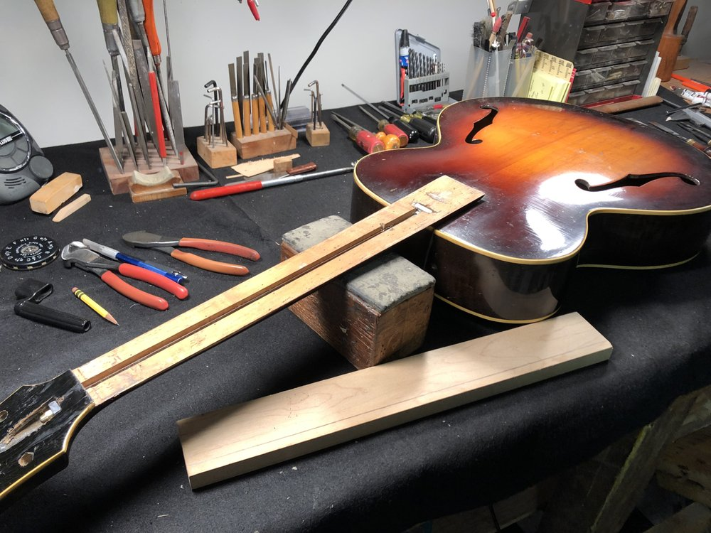 Ruggiero's Guitar Workshop