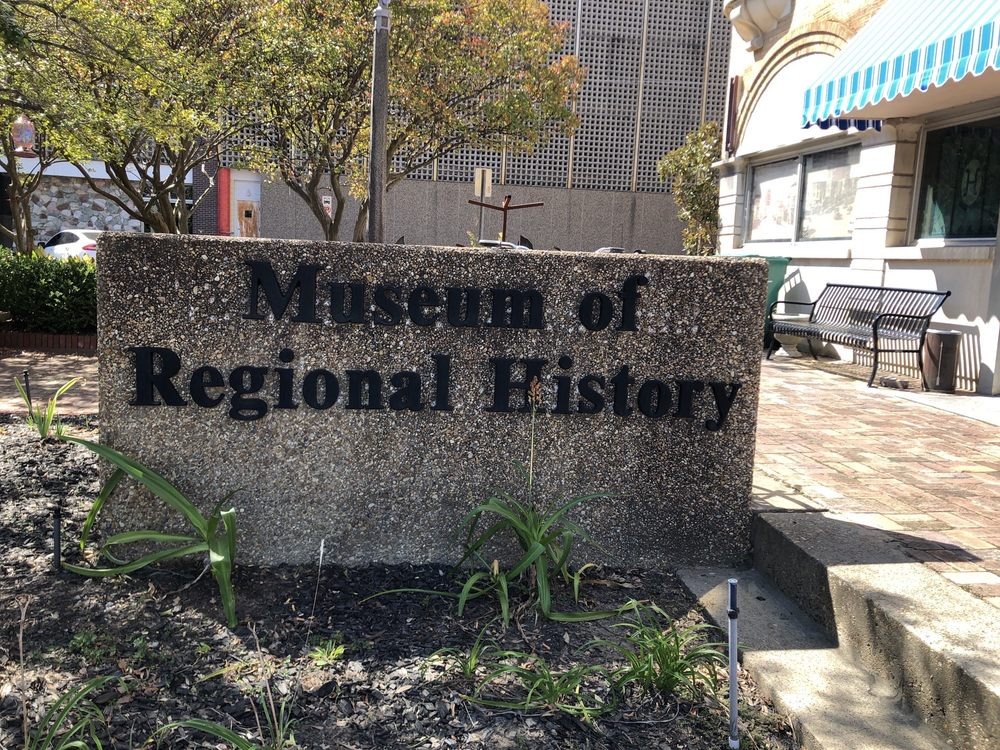 Museum of Regional History: 219 N State Line Ave, Texarkana, TX