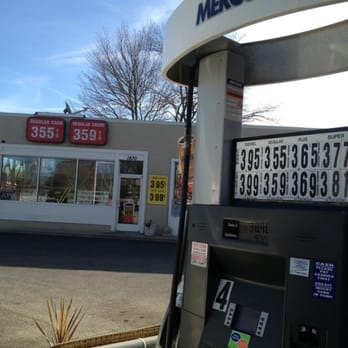 Diesel Gas Station Near Me >> Mercury Gas Station - Gas Stations - 1830 Post Rd E, Westport, CT, United States - Yelp