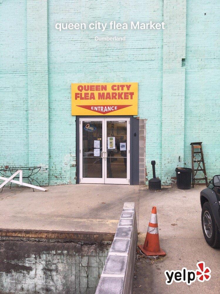 Queen City Flea Market: 253 Franklin St, Cumberland, MD