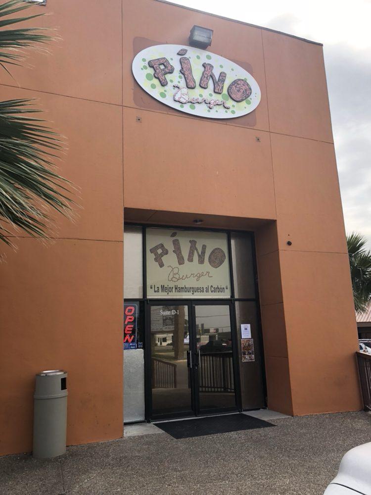 Pino Burger: 4205 Jaime Zapata Memorial Hwy, Laredo, TX