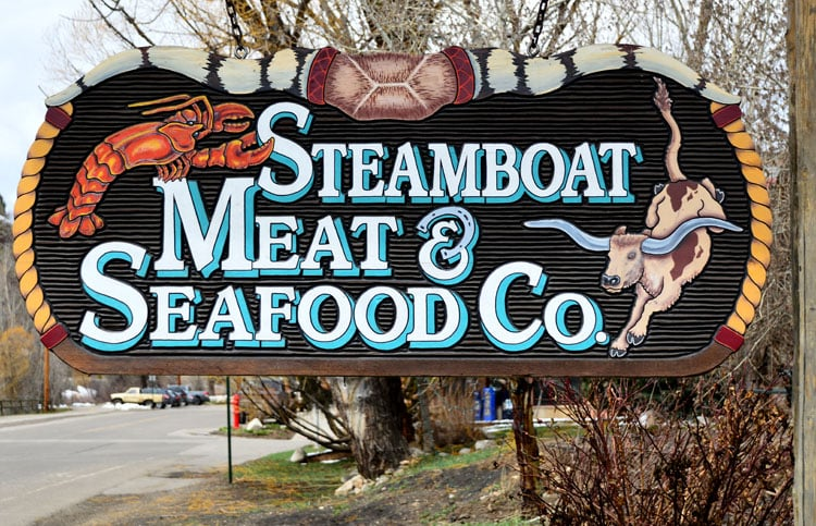 Steamboat Meat & Seafood
