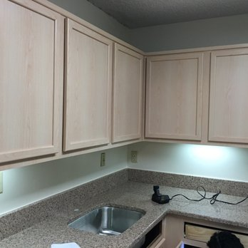 Capital Cabinet Refacing - 19 Photos - Cabinetry - 5765-F Burke ...