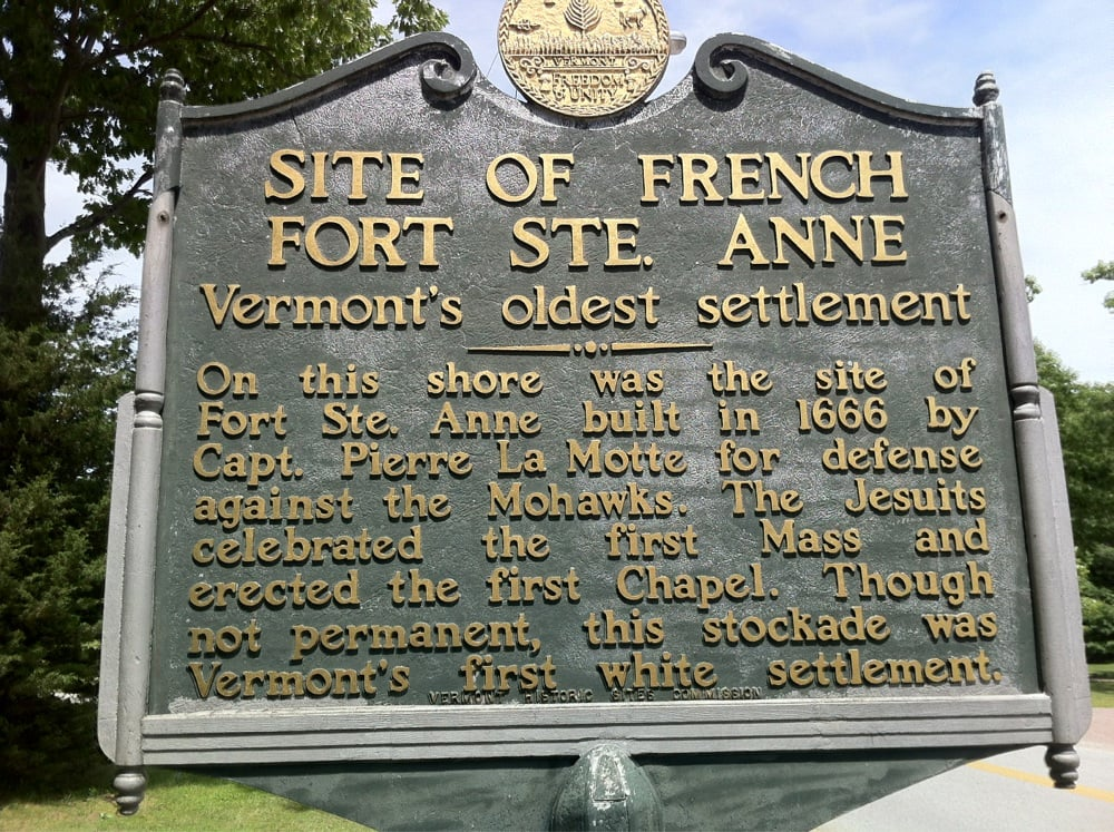 Saint Anne's Shrine: 2-62 W Shore Rd, Isle La Motte, VT