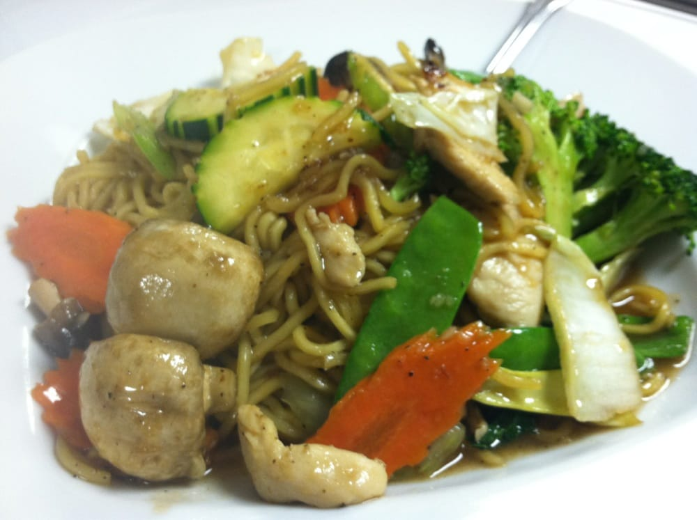 Lomein noodle yelp for Anong thai cuisine