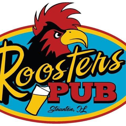 Rooster's Pub: 201 West Main, Staunton, IL