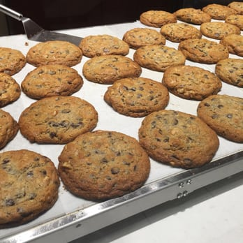 Lazy Acres Chocolate Chip Cookies