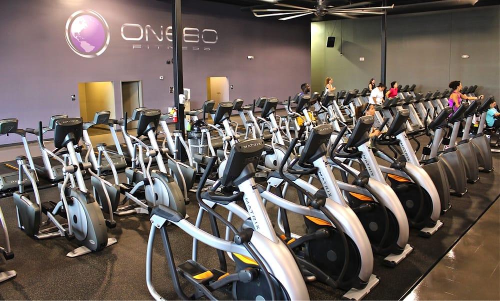 One80 Fitness - Hattiesburg: 4501 Hardy St, Hattiesburg, MS