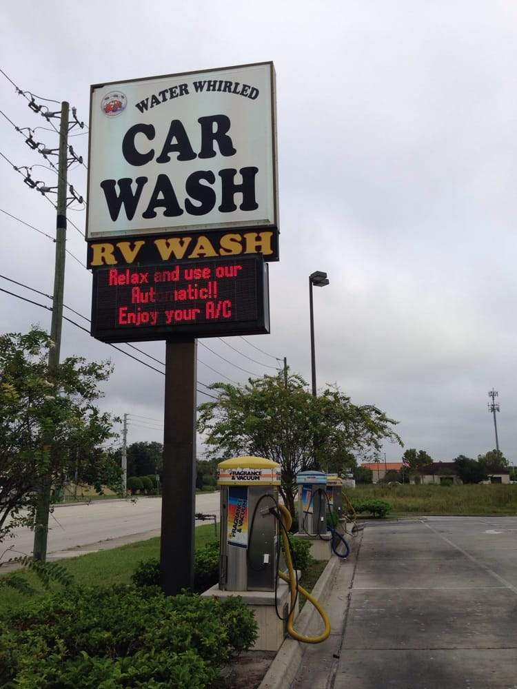 Token Car Wash Near Me
