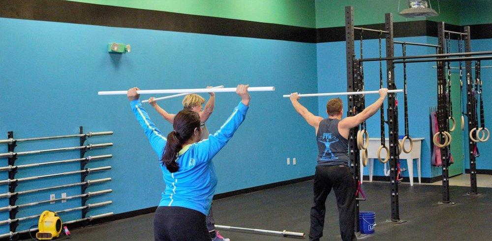 CrossFit FTM: 3335 Lithia Pinecrest Rd, Valrico, FL