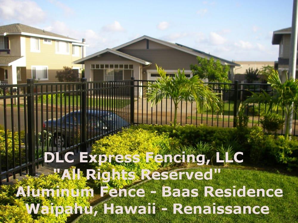 DLC Express Fencing