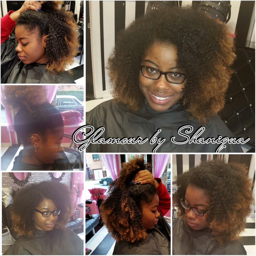 Versatile Weave Install Using Natural Hair Extensions Yelp