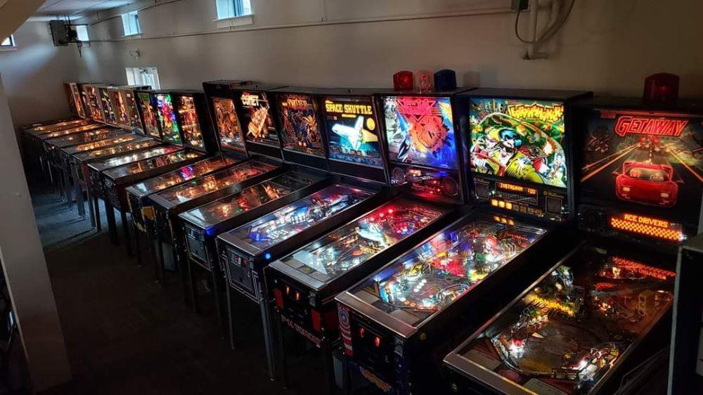 Gameseum: Mega-Arcade & Museum: 27 N State St, Ephrata, PA