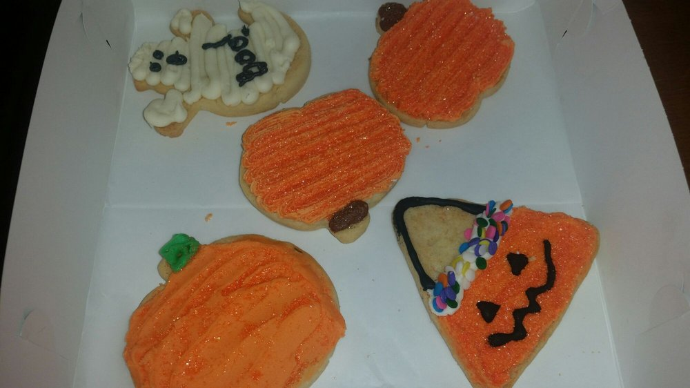 photo of bake sale patti poway ca united states halloween cookies