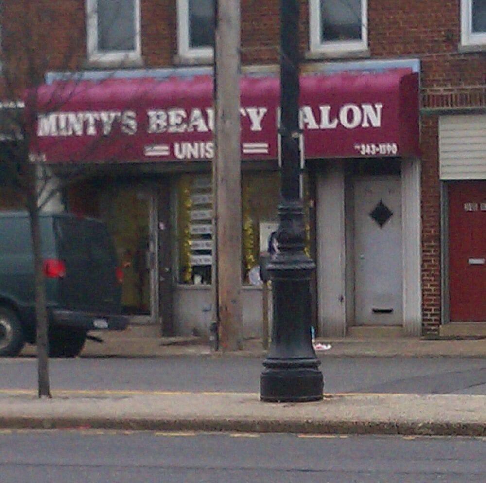 Minty's Beauty Salon: 24605 Jericho Tpke, Bellerose, NY
