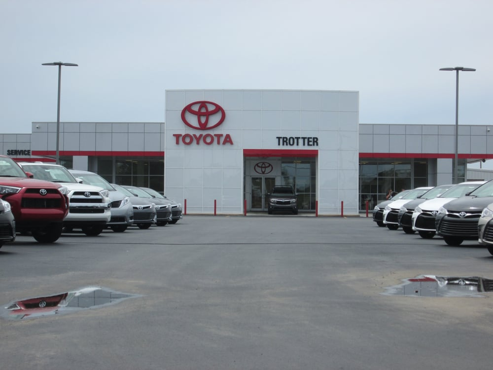 Toyota Dealers In Arkansas >> Yelp Reviews For Trotter Toyota New Car Dealers 3010 Auto Dr