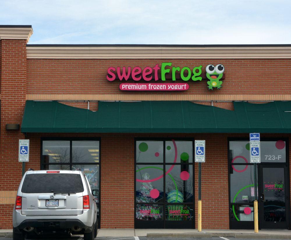 Sweet Frog Premium Frozen Yogurt: 723 Leonard Ave, Albemarle, NC