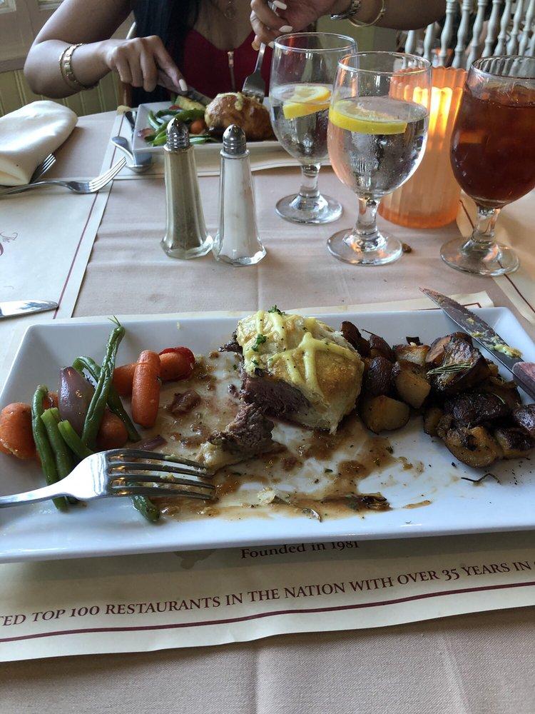 Raintree Restaurant: 102 San Marco Ave, Saint Augustine, FL