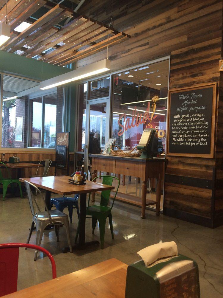 Salud Cooking School Whole Foods Market