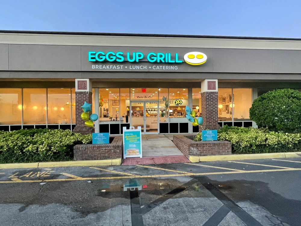 Eggs Up Grill: 13750 W Colonial Dr, Winter Garden, FL
