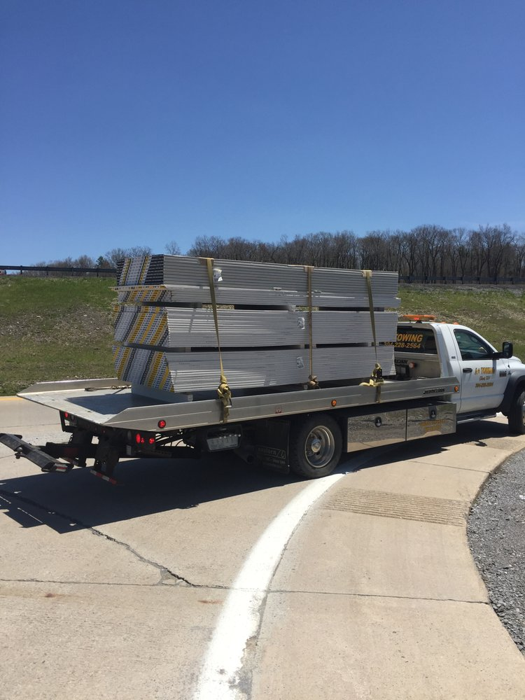 A+ Towing LLC: 157 Abbyville Ct, Ghent, WV