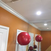 ... Photo Of Marabella Apartments   Irving, TX, United States. Gym Ceiling.