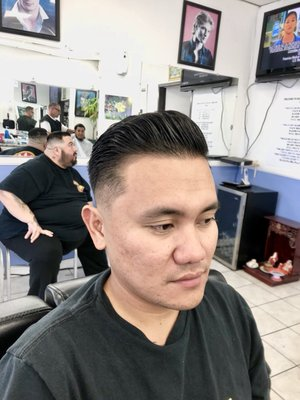 Silver Clipper Barber Shop 4750 Oceanside Blvd Ste A7 Oceanside Ca