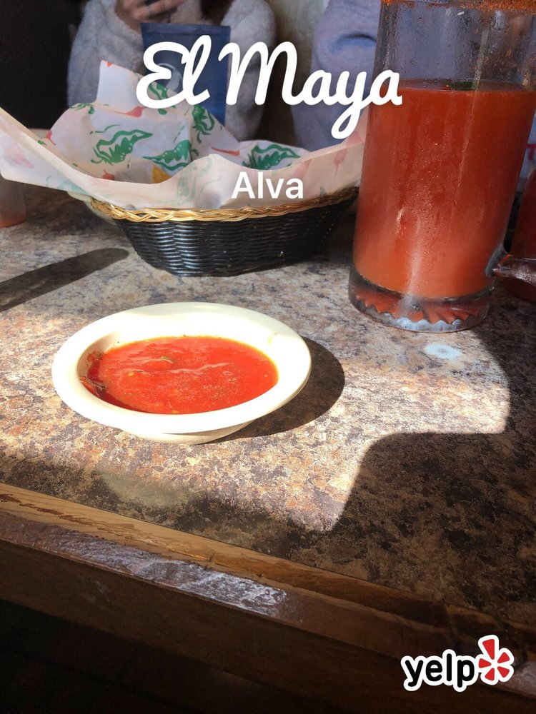El Maya: 832 E Oklahoma Blvd, Alva, OK