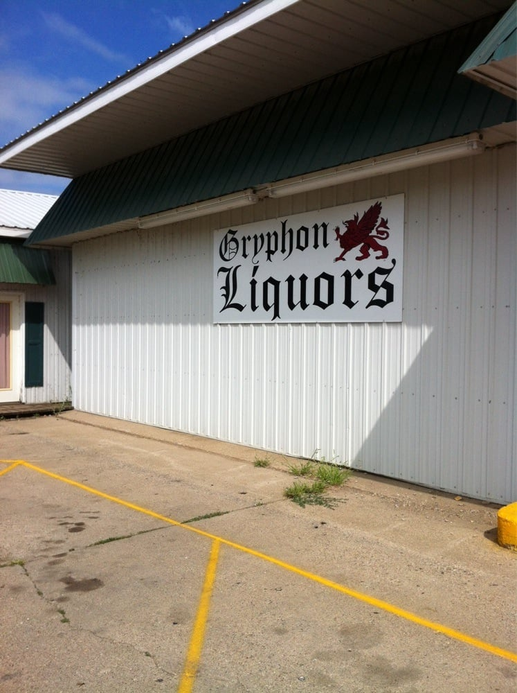 Gryphon Liquors: 605 Hwy 2 SW, Rugby, ND