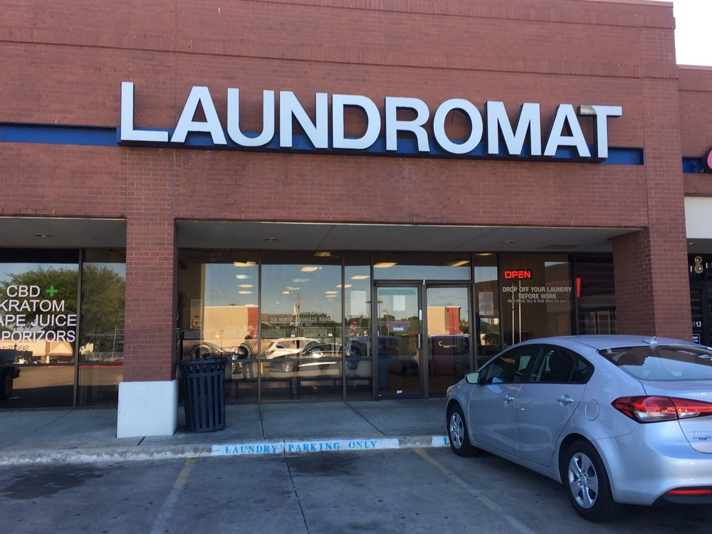 Brown's Laundry: 204 N Greenville Ave, Allen, TX