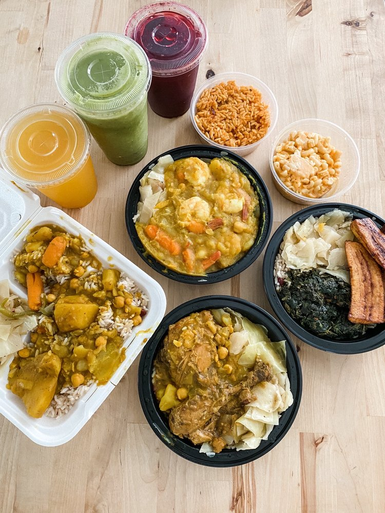 True's Cultural Kitchen: 415 W Grace St, Richmond, VA
