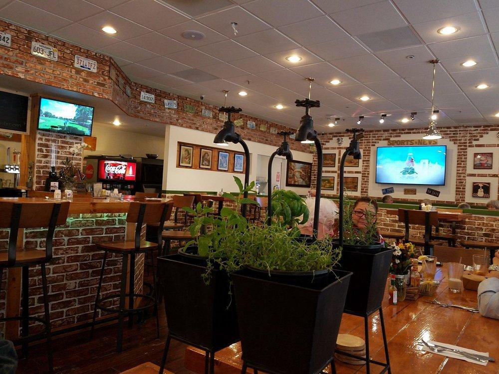 Brick Cafe Livermore Ca