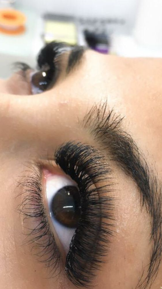 extreme russian volume lashes - Yelp