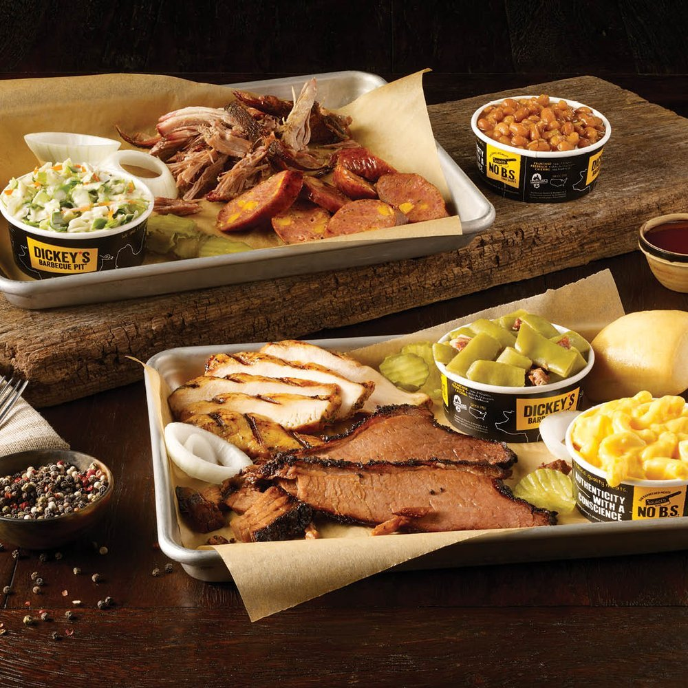 Dickey's Barbecue Pit: 109 Wallace Broussard Rd, Carencro, LA