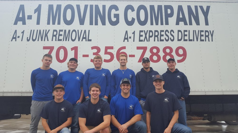 A-1 Moving Company: 3575 40th St S, Moorhead, MN