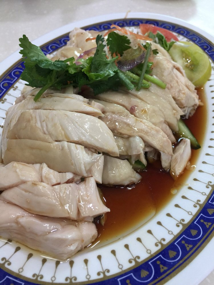 Lucky Chicken Rice Singapore