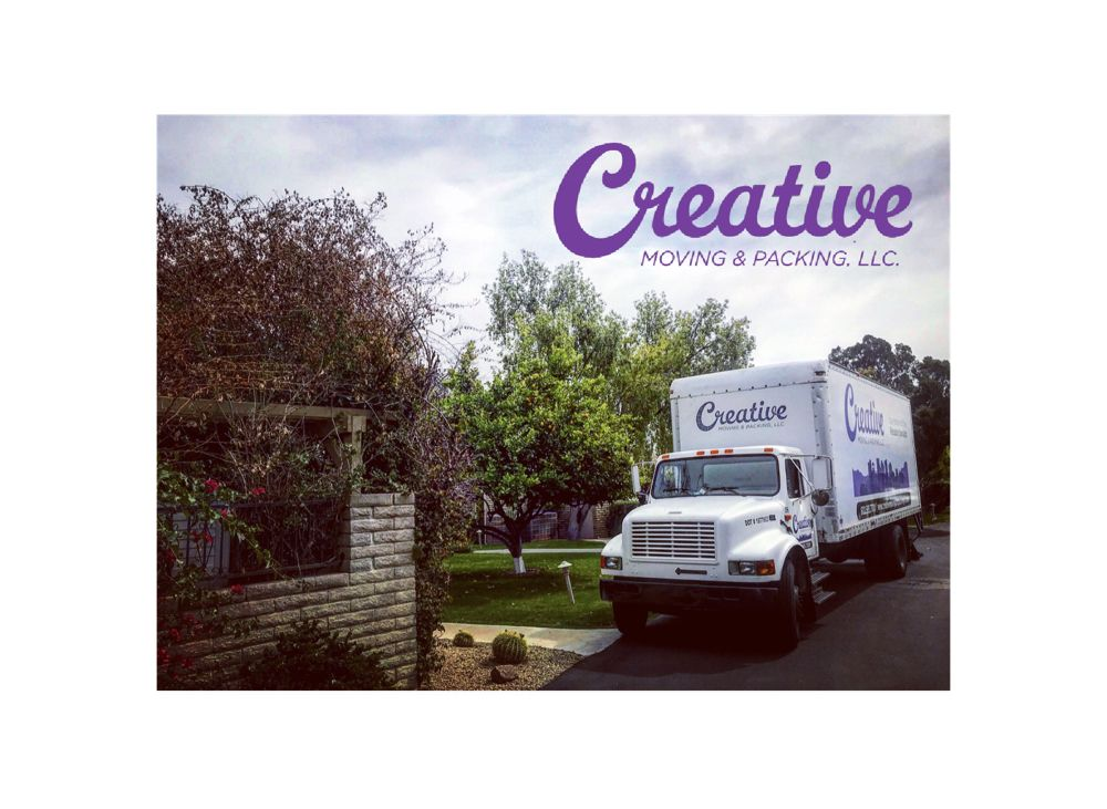 Creative Moving & Packing